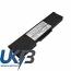 Replacement Battery Batteries For GICOM LK9100 CS MC100BL