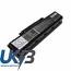 Replacement Battery Batteries For MITSUBISHI FX3U 32BL CS MGT110BU