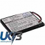 Replacement Battery For Medion 14L-Ms6837D1 3715A-Ms6837D1 6317A-Rtl8187Se Akoya Mini E1210