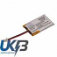 Replacement Battery For MSI 925T2950F BTY-S31 BTY-S32 X-Slim X320 X320-037US