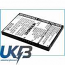 Replacement Battery Batteries For MBO Eurobook5 CS MT7521NB
