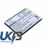 Replacement Battery Batteries For MEDION 6903120000 CS MT8389HB