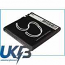Replacement Battery Batteries For SEALS TS 02 CS MTS300SL