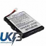 Replacement Battery Batteries For MAGINON Slimline X4 CS NP900