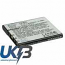 """Replacement Battery For Fuhu SP5067112 Nabi 2S 7"""" NABI2-NV7A SNB02-NV7A"""