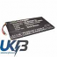 Replacement Battery Batteries For NEVO CS5037591S1P CS NVQ50RC