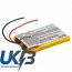 Replacement Battery For Microsoft Lync 2010 Office Communicator 2007