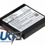 Replacement Battery Batteries For CISCO F360 CS PM2120SL