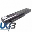 Replacement Battery Batteries For FLIP F460 CS PM3160SL