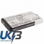 Replacement Battery Batteries For MAGINON DC XZ6 CS PRD8330
