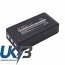 Replacement Battery Batteries For SIMOCO SEPURA SRP2000 CS SPR200TW