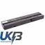 Replacement Battery Batteries For SIRIUS Stiletto 10 SL10PK1 CS SSL10XL