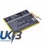 Replacement Battery Batteries For VERIZON Jetpack 890L4GLTE CS ZTJ890XL