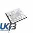 Replacement Battery Batteries For DEWALT DE9074 CS DWC540PX