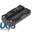 Replacement Battery Batteries For STANDARD HORIZON FNB 64H CS FNB67TW