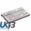 Replacement Battery Batteries For HYT BL2102 CS HTC710TW