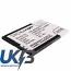 Replacement Battery Batteries For PENTAX BP02C CS PMB02XL