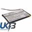 Replacement Battery For Telxon 14861-000 TEL-860 PTC860 PTC860DS PTC860ES
