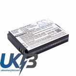 Replacement Battery Batteries For ACTIVEON 303443AL CS ACA100MC