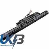 Replacement Battery Batteries For Acer  Aspire F5-573G-78DN CS ACP259NB
