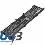Replacement Battery Batteries For Asus  F705UF-GC069T CS AUX705NB