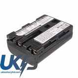 Replacement Battery Batteries For SONY Alpha DSLR A100K CS FM50