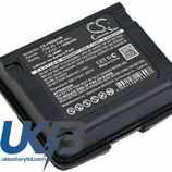 Replacement Battery Batteries For HORIZON HX460 CS FNB80TW