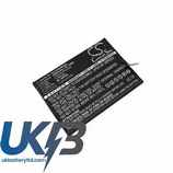 Replacement Battery Batteries For GIONEE GN8002 CS GNN802SL