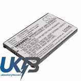 Replacement Battery Batteries For HP iPAQ Voice Messenger CS HIQ160SL
