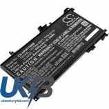 Replacement Battery Batteries For HP  PAVILION 15-BC206UR CS HPW150NB