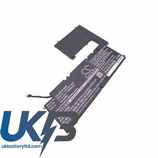 Replacement Battery Batteries For HP  Envy x2 15-c010ng CS HPX215NB