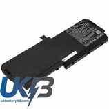 Replacement Battery Batteries For HP  L07350-1C1 CS HPZ175NB