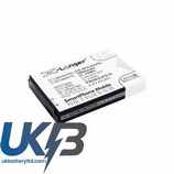 Replacement Battery For Emobile PBD02LPZ10 GL02P