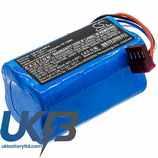 Replacement Battery Batteries For Koehler 7630 CS KLS196FX