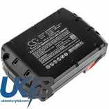 Replacement Battery Batteries For Milwaukee  M18 BLPP2A-402C CS MKM260PW