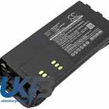Replacement Battery Batteries For MOTOROLA GP338 CS MTK240TW