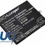 Replacement Battery Batteries For MEIZU MX6 CS MX685XL