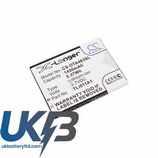 Replacement Battery Batteries For NET10 One Touch PixiGlitz4G CS OTA463SL