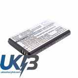 Replacement Battery Batteries For PHILIPS Xenium X116 CS PHX128SL