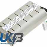 Replacement Battery Batteries For PURE One Mini UnionJack CS PML114XL