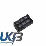 Replacement Battery Batteries For PANASONIC VDR D160EG S CS SVD250MC