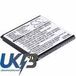 Replacement Battery Batteries For TCL TLi015G9 CS TCA865SL