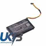 Replacement Battery Batteries For TOMTOM P5 CS TMG510SL