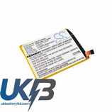 Replacement Battery Batteries For ZTE SmallFresh3 CS ZTC880SL