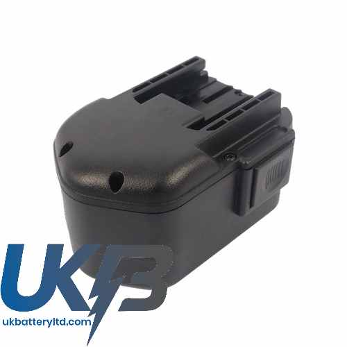Replacement Battery Batteries For MILWAUKEE 0613 20 CS ABM140PW
