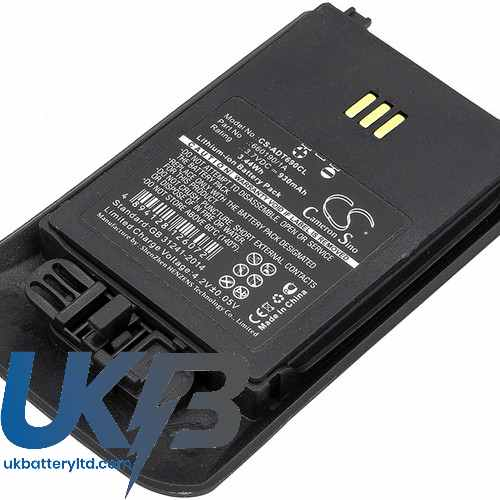 Replacement Battery Batteries For AASTRA 660216-1B1 CS ADT690CL