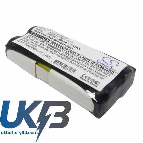 Replacement Battery Batteries For AEG D10 CS ALT323CL