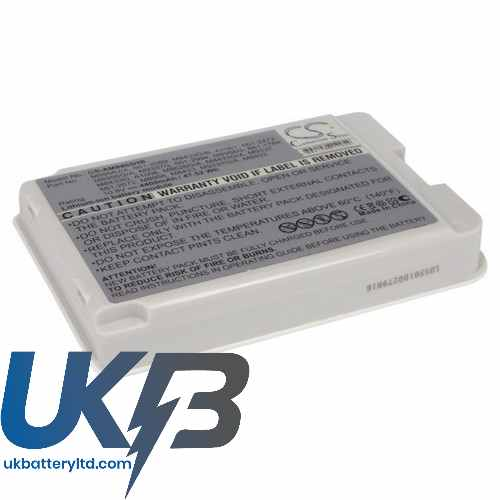 Replacement Battery Batteries For APPLE iBookG312M8860J-A CS AM8403HB