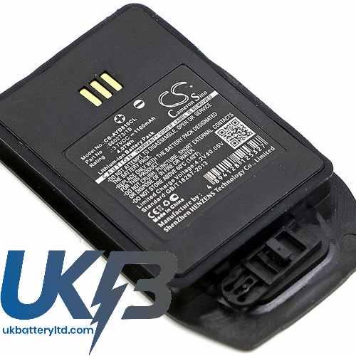Replacement Battery Batteries For ASCOM 660273 CS AYD810CL