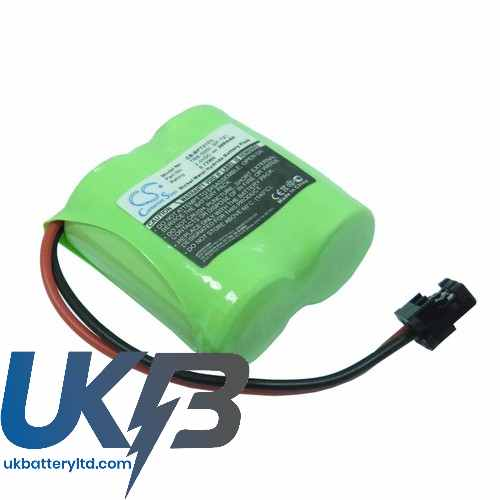 Replacement Battery Batteries For TOSHIBA FT 9007 CS BPT21CL